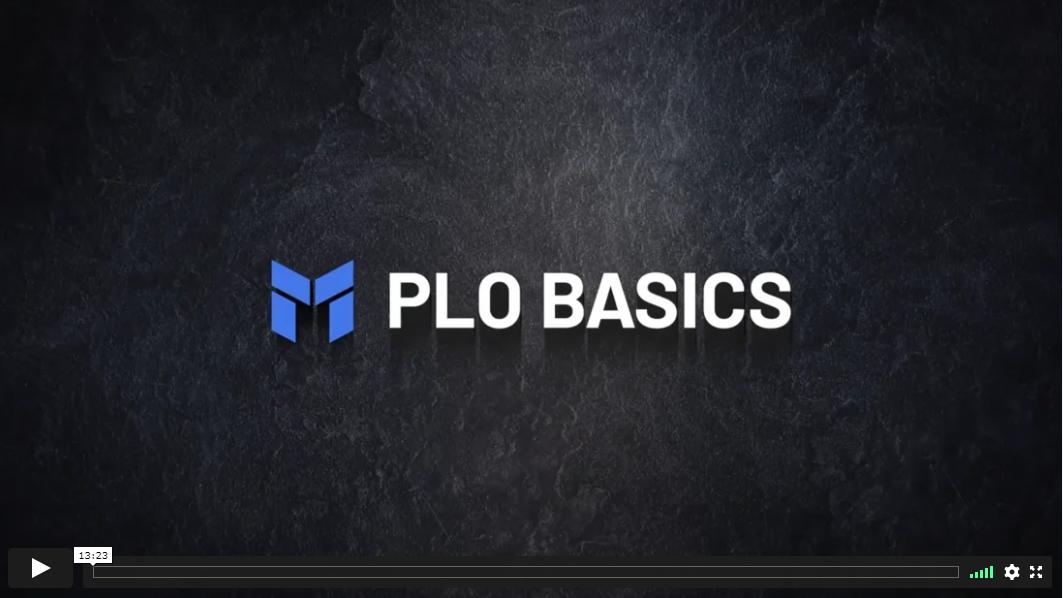 PLO Basics